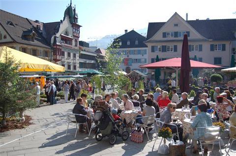 Dornbirn,  Einkaufs- und Erlebnisstadt